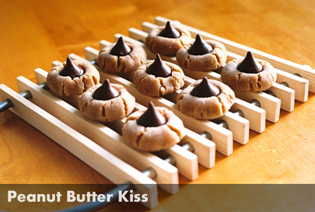 Peanut Butter Kiss