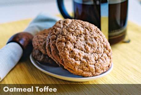Oatmeal Toffee