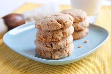 Nut & Honey Cookie