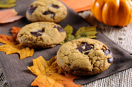 Pumpkin Chocolate Chunk